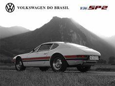 No conocía este auto Brasileño. Es un VW SP2 basado en la Brasilia. Sólo se fabricaron 10,000 ejemplares. Sería genial tener uno.