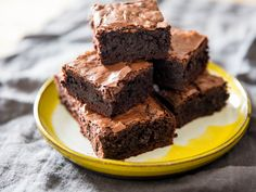 Make Better Brownies With Brown Butter (and Double the Chocolate)