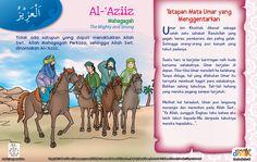 Kisah Asma'ul Husna Al-'Aziiz