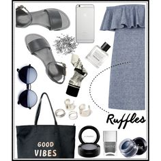 How To Wear Good vibes Outfit Idea 2017 - Fashion Trends Ready To Wear For Plus Size, Curvy Women Over 20, 30, 40, 50