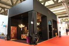@koket at iSaloni ! Discover all about #isaloni and #mdw15 at www.milandesignagenda.com