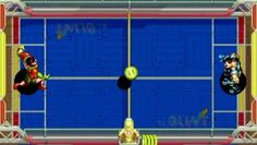 Classic Game Room - WINDJAMMERS Review For Neo-Geo MVS - Video Dailymotion