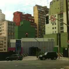 Paisagem urbana?