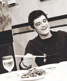 Josh, why don't we go out to a chinese restaurant tonight so you can practice with those chopsticks...Pleeaase??? :)))