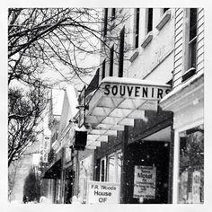 Cooperstown village