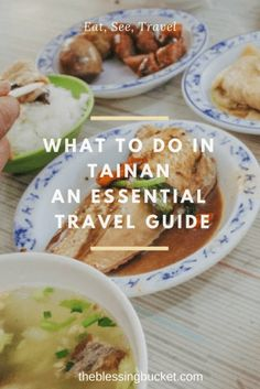 What to Do in Tainan: A Quick Travel Guide