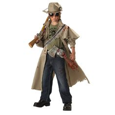 boy Indiana Jones costume
