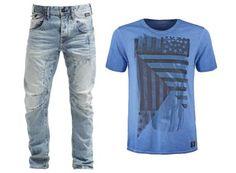 Jack Y Jones Jjcostan Vaqueros Boyfriend Blue Denim vaqueros 2 pantalones hombre vaqueros Jones Jjcostan Jack Denim Boyfriend Blue Noe.Moda