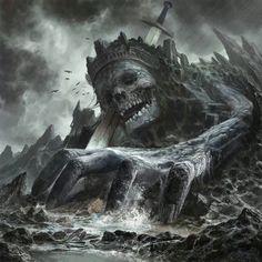 La Costa del Hombre Muerto