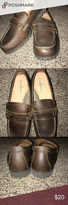 Cole Haan Girls Loafers Cute little girls loafers by cole haan. Goes great with a school uniform. Cole Haan Shoes Dress Shoes