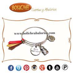 Y tu que eres? #soyfallera, #vivanlasfallas , #valencia , #grabamensajes #grabamonedas www.bolicheabalorios.com
