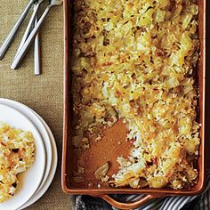 Sweet Onion Casserole | CookingLight.com