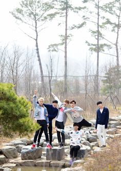 "poppyent: ""[Star Photos] VIXX on a spring day #3. Hope you enjoy the shots of spring breeze with VIXX. """