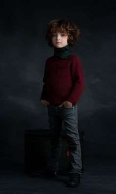 Kids fashion - Louis Louise - Fall-Winter 2014 Collection