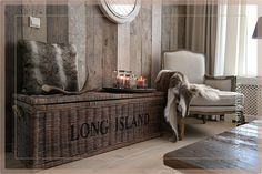 Trunk Long Island | RIET-ROTAN | Neys Lifestyle - Landelijke woonaccessoires webshop