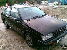 Nissan Cherry Turbo 1982
