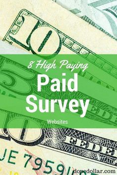Top 11 Best High Paying Paid Survey Websites Up To 50 Per Survey