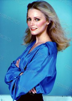Professional photo print of Cheryl Ladd. Photo is printed on professional photographic paper. This is an actual photograph. NOTE: Due to size