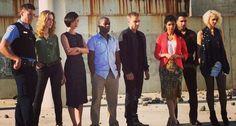 Will, Nomi, Sun, Capheus, Wolfgang, Kala, Lito and Riley #sense8 #series