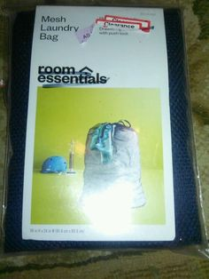 1 Brand New Mesh Laundry Bag Room Essentials  #Laundry