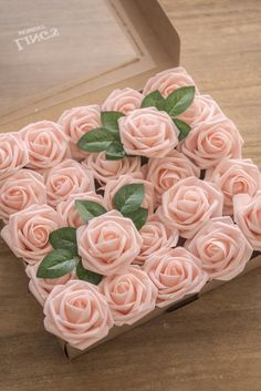 Foam Rose with Stem 25/50pcs All 40 Colors– Ling's moment
