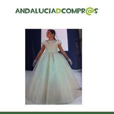 ¡Princesa por un día!  Canton & Retamero dispone de un amplio catálogo de vestidos de comunión con las últimas tendencias.  Consulta los vestidos https://www.andaluciadecompras.es/portal/web/canton-yretamero-s.l.
