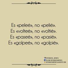 Faltó el, es LeviOsa no LeviosÁ🤣🤣🤣 Spanish Grammar, Spanish Vocabulary, Spanish Language Learning, Vocabulary Words, Teaching Spanish, Spanish Lessons, English Lessons, Learn English, Dictionary Words