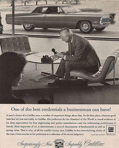 1967 Cadillac Ad-17