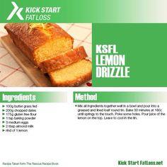 KSFL Lemon Drizzle