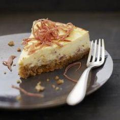 Cheesecake au Jambon Fumé