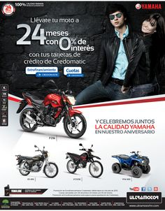Llévate tu moto a 24 meses con 0% interés