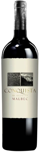Conquista de Argentina Malbec, a Malbec Red wine from Argentina, Mendoza by Prestige Wine Group