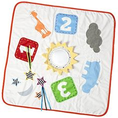 Manhattan Toy Baby Activity Playmat 28