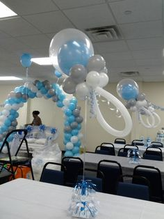 balloon pacifier | Balloon Pacifier Centerpiece