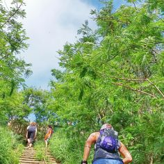 Hiking gear list and Hawaii packing list for what to wear hiking trails in Hawaii. Hiking tips for beginners with what to pack for Hawaii vacation.