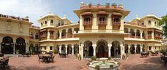 Alsisar Haveli - Luxurious Havel Hotel in Jaipur India