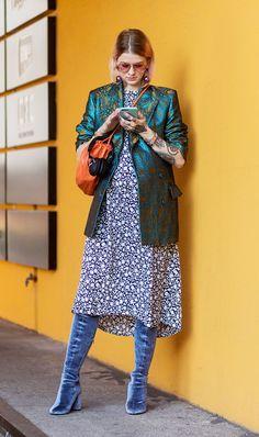 Maternity Style Rules Fashion Girls Follow