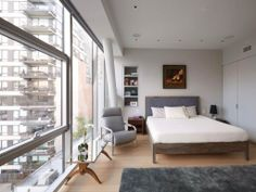 Contemporary Master Bedroom - Found on Zillow Digs