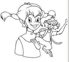 Die 147 besten Bilder von Astrid Lindgren coloring and