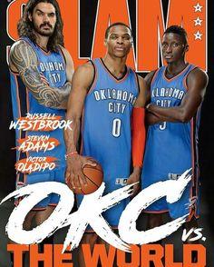 Russell Westbrook Slam Magazine