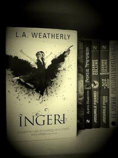 Sleepywolfread: Îngeri de L.A.Weatherly