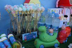 Punt i goma: Candy bar Peppa Pig