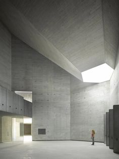 This museum is just as much art as the pieces it holds. Contemporary Art Centre Córdoba by Nieto Sobejano Arquitectos.