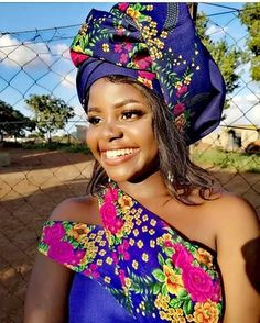 African Traditional Wear, African Traditional Wedding Dress, Traditional Outfits, African Attire, African Wear, African Dress, Shweshwe Dresses, African Patterns, Latest African Fashion Dresses