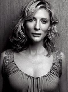 Cate is such a great actress and beautiful woman..