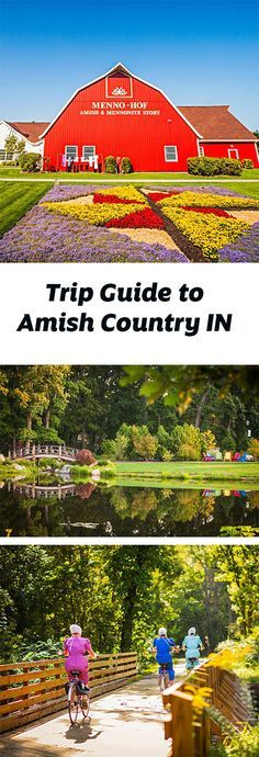 Two-Day Itinerary for Indiana's Amish Country Visit family-owned shops, art galleries and restaurants on a getaway to northern Indiana's Amish country: www. Places To Travel, Travel Destinations, Places To Go, Travel Things, Fun Things, Weekend Trips, Day Trips, Shipshewana Indiana, Bloomington Indiana