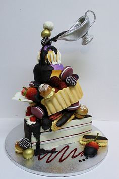 Dessert Orgasm by Alliance Bakery, via Flickr