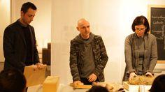 The first session of #divanoxmanagua, with Filippo Berto and Castello Lagravinese Studio