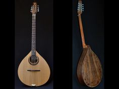 JBH Guitars Irish Bouzouki