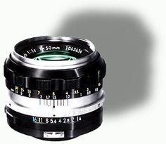The Nikkor 50mm f1.4 Auto Nikkor-S